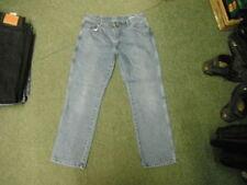 Wrangler Cotton Stonewashed Short Jeans for Men