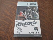 le guide du routard rome 2008