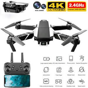 4k HD Drone Wide Angle Camera 4k WiFi  Drone Dual Camera Optical Sensor