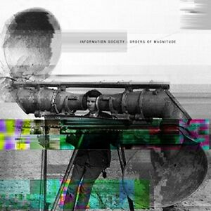 INFORMATION SOCIETY-ORDERS OF MAGNITUDE (US IMPORT) CD NEW