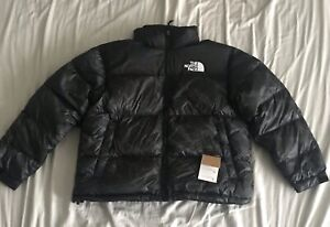 "The North Face 1996 Retro Nuptse Jacket ""Zebra""- Large - Brand New With Tags"