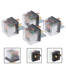 Waterproof Automotive Relay 12V/24V 100A 4Pin/5Pin SPDT Control Car Relajb