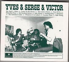 YVES & SERGE VICTOR - cagibi CD
