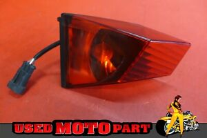 12 CAN-AM SPYDER RS-S RSS LEFT REAR TAILLIGHT TAIL BRAKE LIGHT LAMP OEM