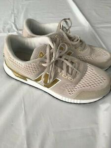 Top, Schuhe, Sneaker, New Ballance, beige, Größe 40