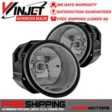 Winjet For 01-04 Nissan Xterra Frontier OE Fog Lights Wiring Kit - Clear