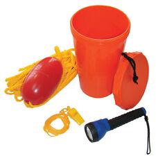 SeaDoo SPARK Boat Safety Kit Flashlight Whistle Rope LL-2 Airhead BRP Yamaha