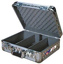 Audio Dynamics CD-10 Pro DJ ATA Aluminum Flight Road Travel Carrying Case For 3