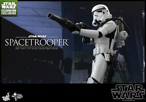 HOT TOYS - STAR WARS - SPACE TROOPER - MMS291 - NEW - UNOPENED
