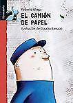 El camion de papel (Librosaurio) (Spanish Edition)-ExLibrary