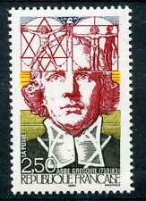 STAMP / TIMBRE FRANCE NEUF N° 2668 ** CELEBRITE / REVOLUTION / ABBE GREGOIRE