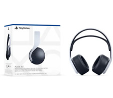 Sony Pulse 3D Wireless Gaming Headset for PS5 - White/Black (Pre-order)