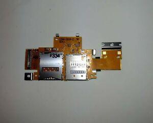 Genuine Sony Xperia Z SGP321 SIM Reader SD Card Reader 1266-2014.2