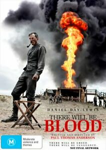 There Will Be Blood 2007 DVD