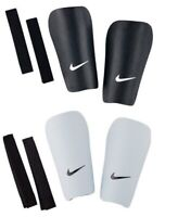 Nike Boys Shin Pads Youths Slip In Guards Football Soccer Protection Lightweight