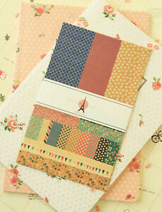 Petit Deco Stickers Ver 2 cute pretty floral colorful scrapbook planner sticker
