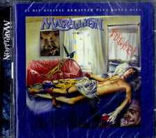 MARILLION Fugazi (+ Bonus Disc) CD Ristampa Remaster 24 bit NEW SEALED