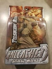 STAR WARS UNLEASHED TUSKEN RAIDER ACTION  FIGURE HASBRO 2004