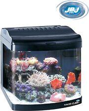 JBJ Nano Cube 12 Gallon Standard Deluxe Aquarium Fish Tank NanoCube