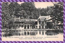Parc de VERSAILLES - Hameau de Marie Antoinette