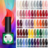 UR SUGAR 7.5ml Smalto Gel Nail Polish Green Soak Off Gel Top Coat Decors Gifts