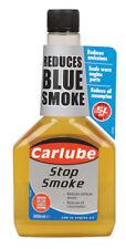 2 x Carlube Stop Smoke Fuel Oil Treatment Petrol & Diesel Engines 300ml QSS300