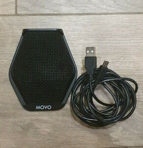 USB conference microphone MOVO MC1000 - work from home desk microphone