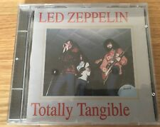 LED ZEPPELIN Totally Tangible 1974 CD Blimp label not Empress Valley Tarantura