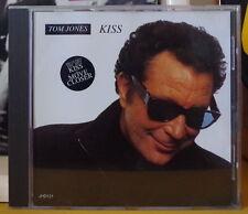 TOM JONES KISS COMPACT DISC CLASSICS ARTISTS JIVE  RECORDS 1999