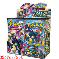2017 Pokemon Ancient XY sealed unopened booster box 324Pcs/Set cards