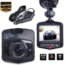 HD 1080P Night Vision Car DVR Camera Dashboard Video Recorder Dash Cam G-sensor&
