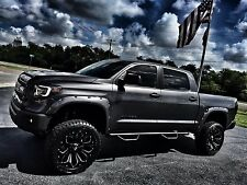 2017 Toyota Tundra CUSTOM LIFTED LEATHER CREWMAX 4X4 V8