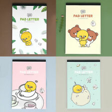 63sheets Baby Duck - Letter Lined Writing Stationery Paper Pad Korea Stationary