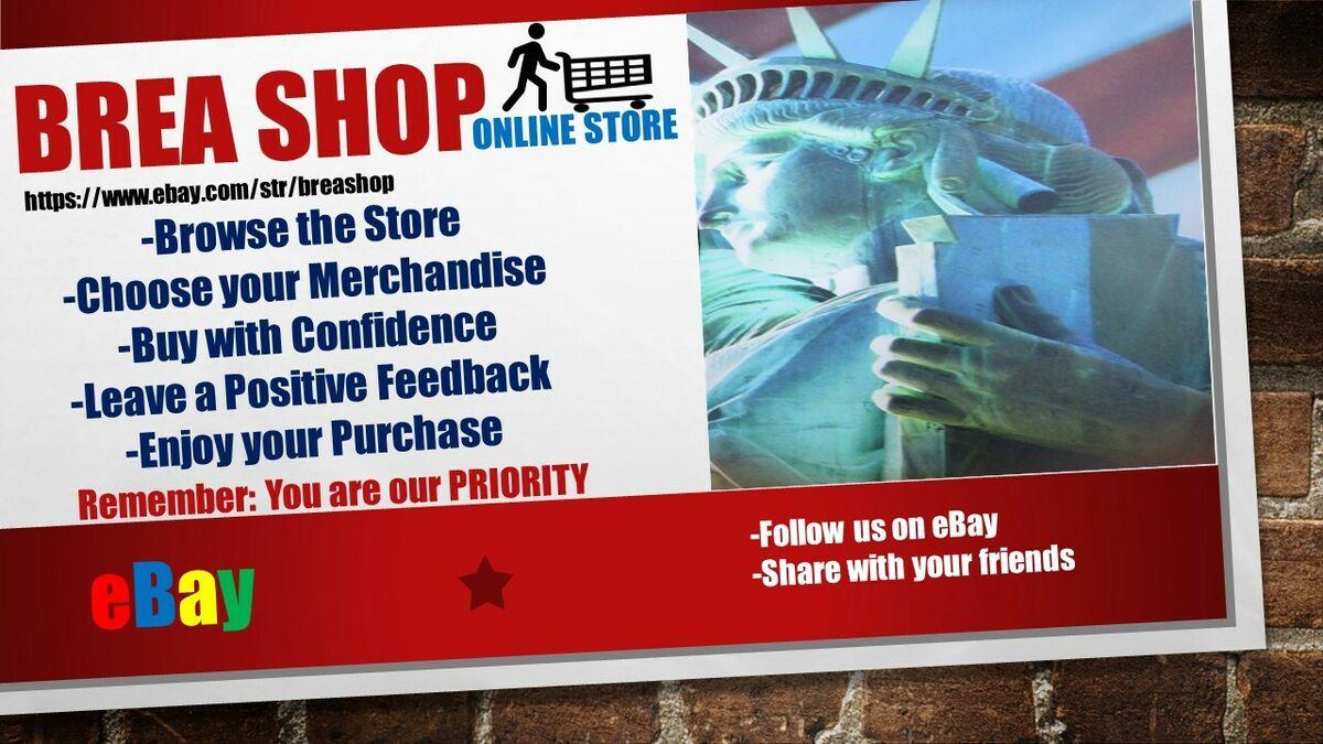Brea Shop