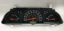 2000 2001 2002 Toyota Tundra Speedometer Gauge Cluster AT 3.4L SR5 83800-0C020