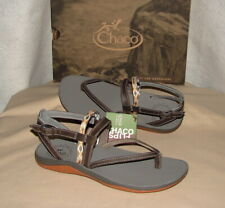 8c03985f54bd Chaco Buckle Leather Sandals   Flip Flops for Women for sale