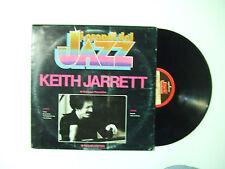 Keith Jarrett – I Grandi Del Jazz  -Disco Vinile 33 Giri LP Album ITALIA 1980