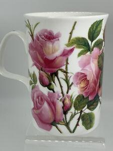 Roy Kirkham Fine Bone Cup English Rose Vintage