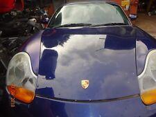 Porsche Boxster 986 Bonnet in Lapis Blue - Y522DNN                         (•̪●)