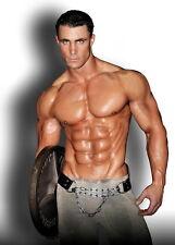 """046 Greg Plitt - American Fitness Model Actor 14""""x20"""" Poster"""