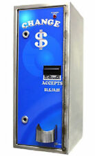 AMERICAN CHANGER -PLATINUM STAINLESS STEEL HIGH SECURITY BILL CHANGER - AC8002
