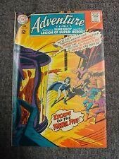 """Adventure Comics #365 (1968) """"Escape of the Fatal Five!"""" * Dc Comics *"""
