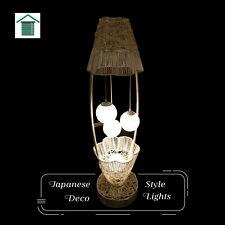 Modern Japanese Stylish Floor Lamp - Warm Light