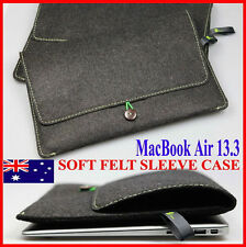 REEE RPET Felt Sleeve Case Pouch For Apple MacBook Air(CHINAO 13.3Inch Soft Bag)