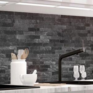 Küchenrückwand - STEINWAND LUXURY- 1.5mm Hart-Material, jeder Untergrund möglich