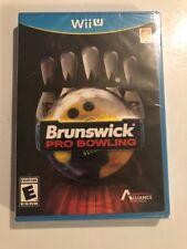 NEW Brunswick Pro Bowling (Nintendo Wii U, 2015)Fast Free Ship