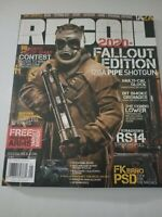 12GA PIPE SHOTGUN / FALLOUT EDITION 2020 RECOIL Magazine #52 Brand New