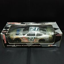 1/24 TC RICKY RUDD 2003 FORD 100TH CELEBRATION MOTORCRAFT FORD TAURUS - BOX WORN