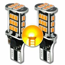 900LM W16W T10 T15 LED Canbus Naranja Ámbar Bombillas Intermitentes Audi A1