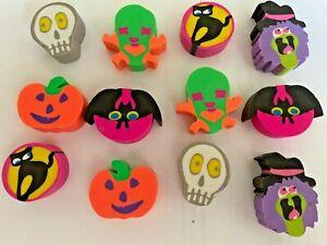 Halloween Erasers,(See Listings)